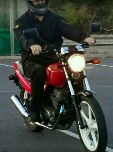 Honda 250cc Nighthawk