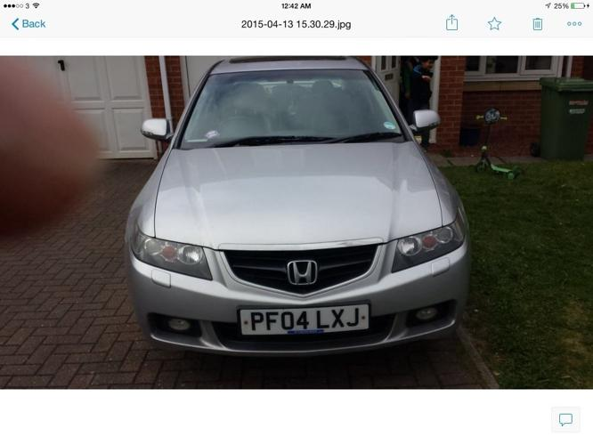 HONDA ACCORD 2004 Automatic Excellent Condition