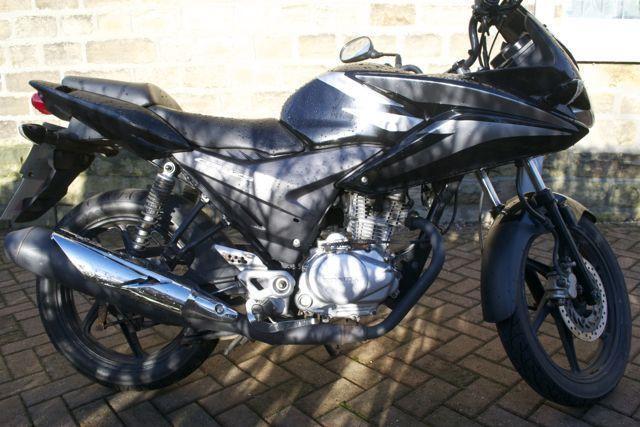 Honda Cbf 125 For Sale In Glossop Derbyshire Classified