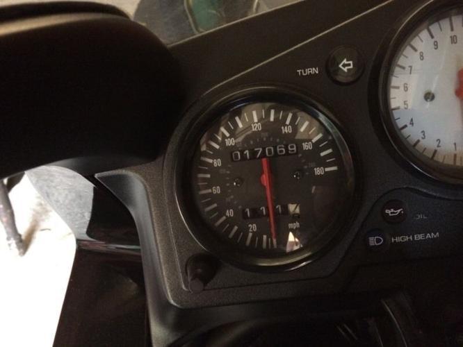 Honda CBR600FW