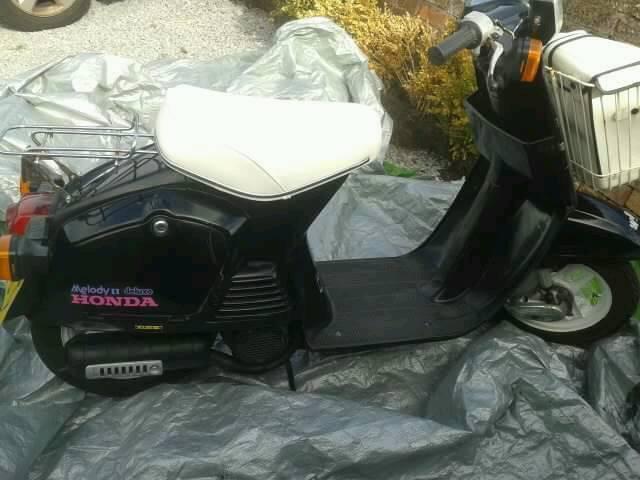 Honda Melody delux 1982 Classic