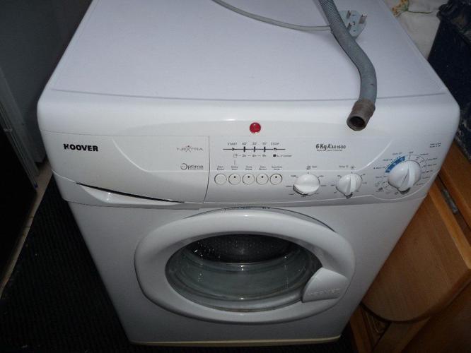HOOVER NEXTRA OPTIMA WASHING MACHINE