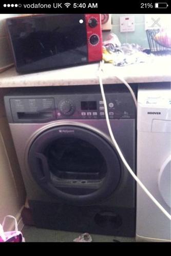Hotpoint condensor dryer