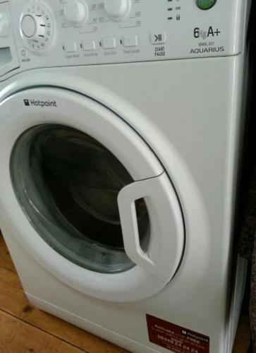 Hotpoint washing machine fab condition