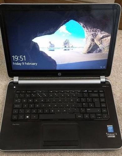 HP Pavillion Laptop. Win10, Core I5, 750gb hd, 4gb