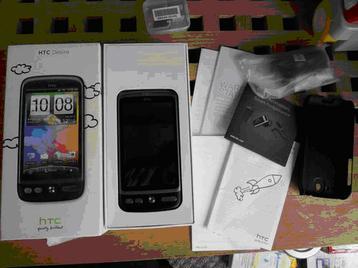 HTC Desire - Brown (3)