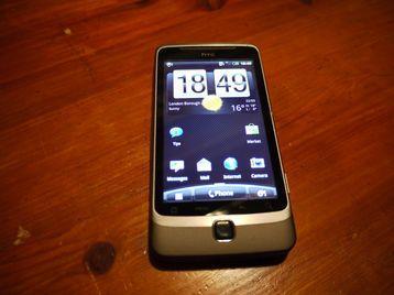 HTC Desire Z, sim free