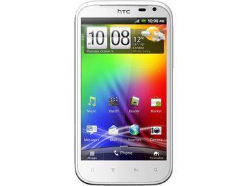 HTC Sensation XL 16 GB white locked to O2 for sale !