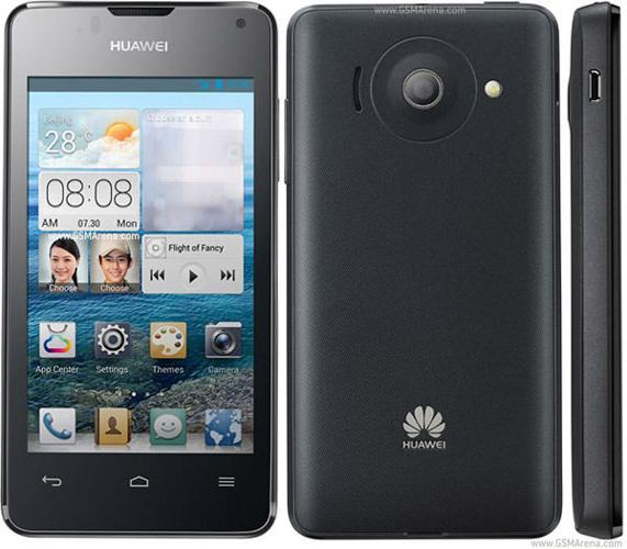 Huawei Ascend Y300 Android mobile phone, 4