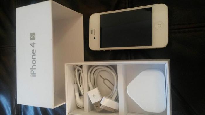 i phone 4s 8gb on o2 network