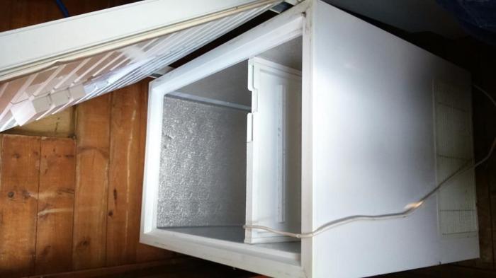iceline chest freezer