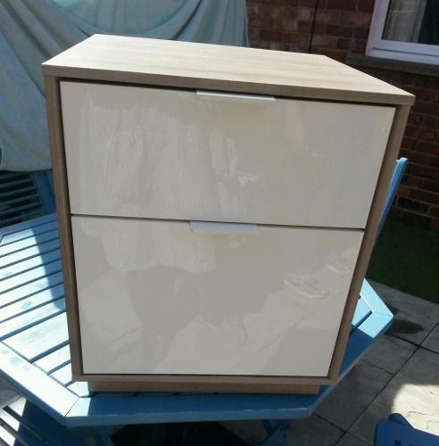 Ikea bedside cabinet