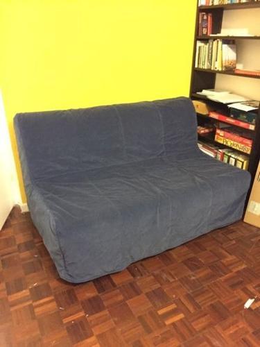 Ikea Double Two-Seat Futon VGC