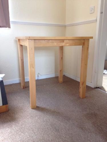 IKEA Square table