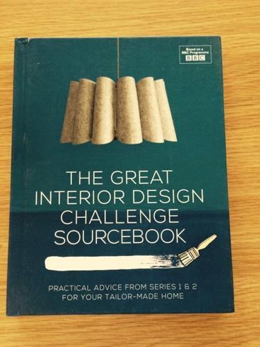 Interior design book- brand new