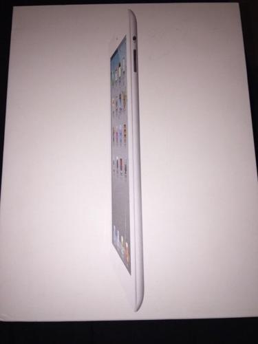 iPad 2 16GB in Silver
