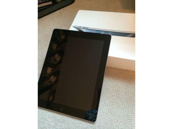 iPad 4 16 gb wi-fi cellular black