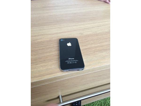 IPhone 4s 16gb black, on EE