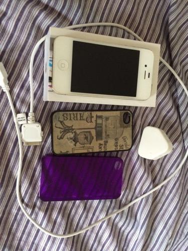 iPhone 4S 8GB Vodafone