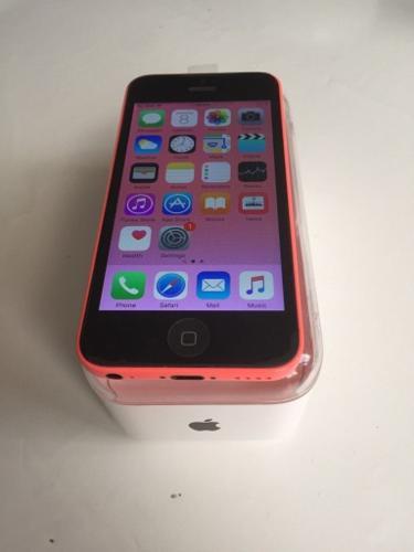 IPHONE 5C PINK 16GB UNLOCKED