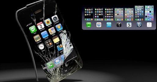 iPhone 6 Replacement LCD Digitiser Screen Repair