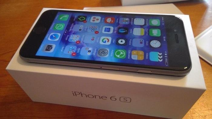 iPhone 6s 64gb space grey - unlocked