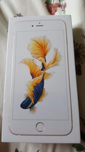 IPhone 6s plus 16gb brand new sealed GOLD
