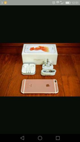 IPHONE 6S ROSE GOLD 128GB*Unlocked