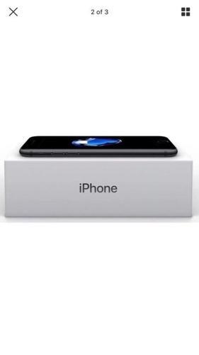 iPhone 7 Black Unlocked 256GB