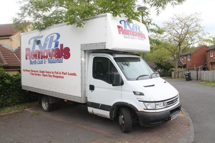 Iveco luton van for sale