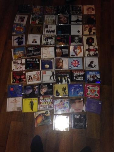 JOB LOT ALBUMS