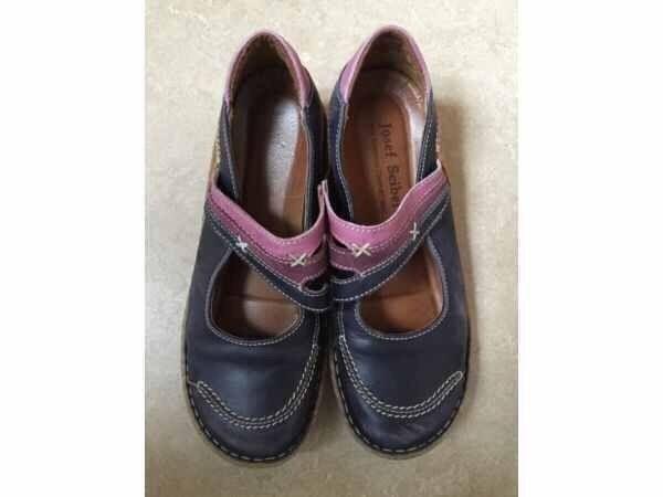 Josef Siebel Ladies Leather Shoes