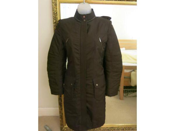 Karen Millen Coat size 10 As New