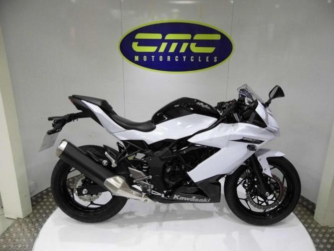 Kawasaki Ninja 250 2015