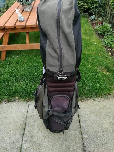 Ladies golf club, bag and accessories