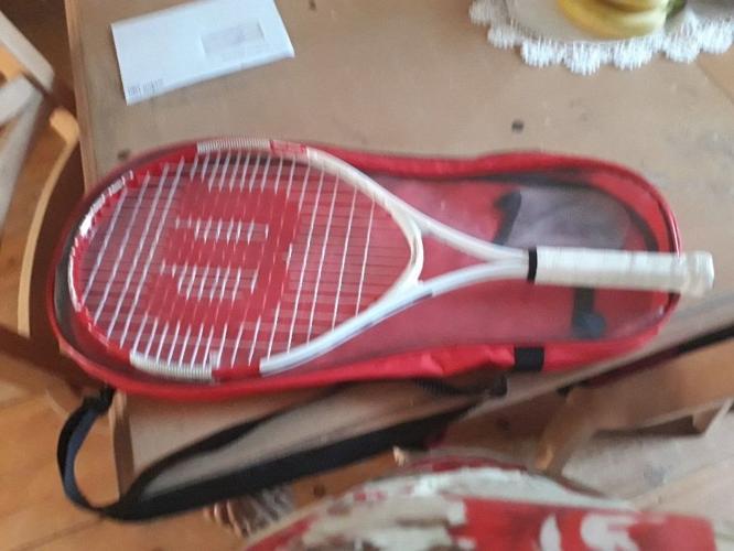 Ladies wilson tennis racket