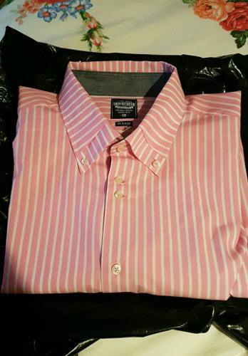 Lambretta striped shirt