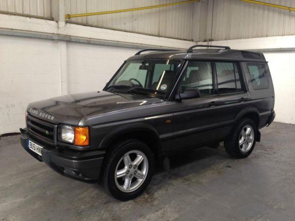Land Rover Discovery 4.0 V8i ES 2001 (51 reg),7 SEATER