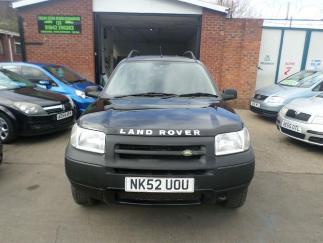 Land Rover Freelander 1.8 2002 ES Full Leather Jan 2016