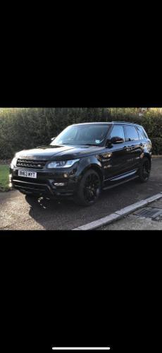 Land Rover Range Rover sport 3.0 auto