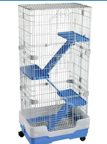 Lazy bones 3 storey cage