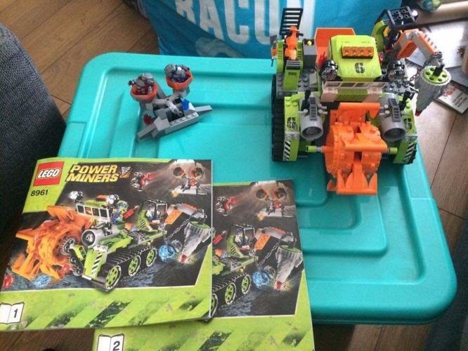 Lego 8961 Power Miners