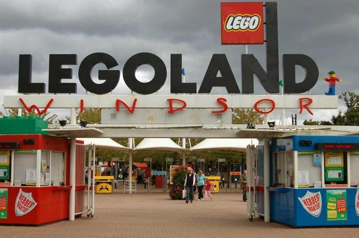 Legoland Tickets