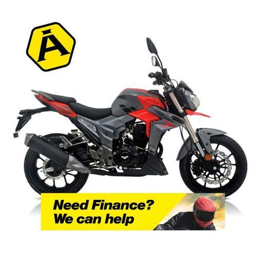 LEXMOTO VIPER 125CC EFI - MOTORCYCLE - MOTORBIKE -