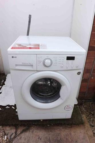 LG washing machine 7k