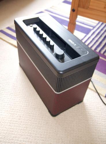 Line 6 Amplifi 75 Guitar Amp, Bluetooth Speaker Etc