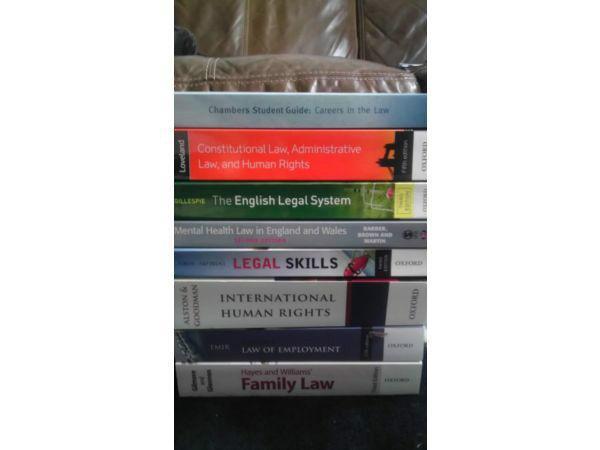 LLB bargain - 8 LLB Books available - Buy individually