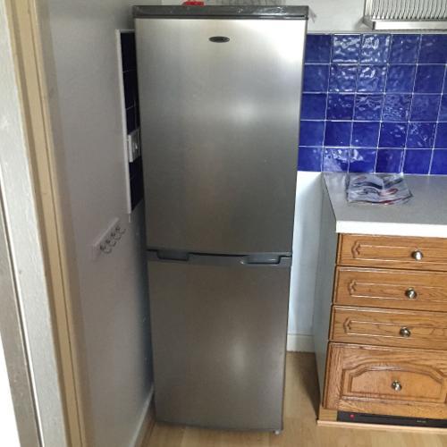 Logic Silver Frost Free Fridge Freezer