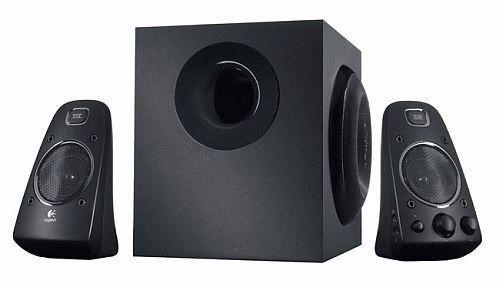 Logitech 2.1 Speaker System Z623 THX certified 200W