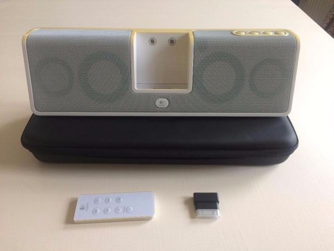 Logitech Rechargeable Speaker Dock